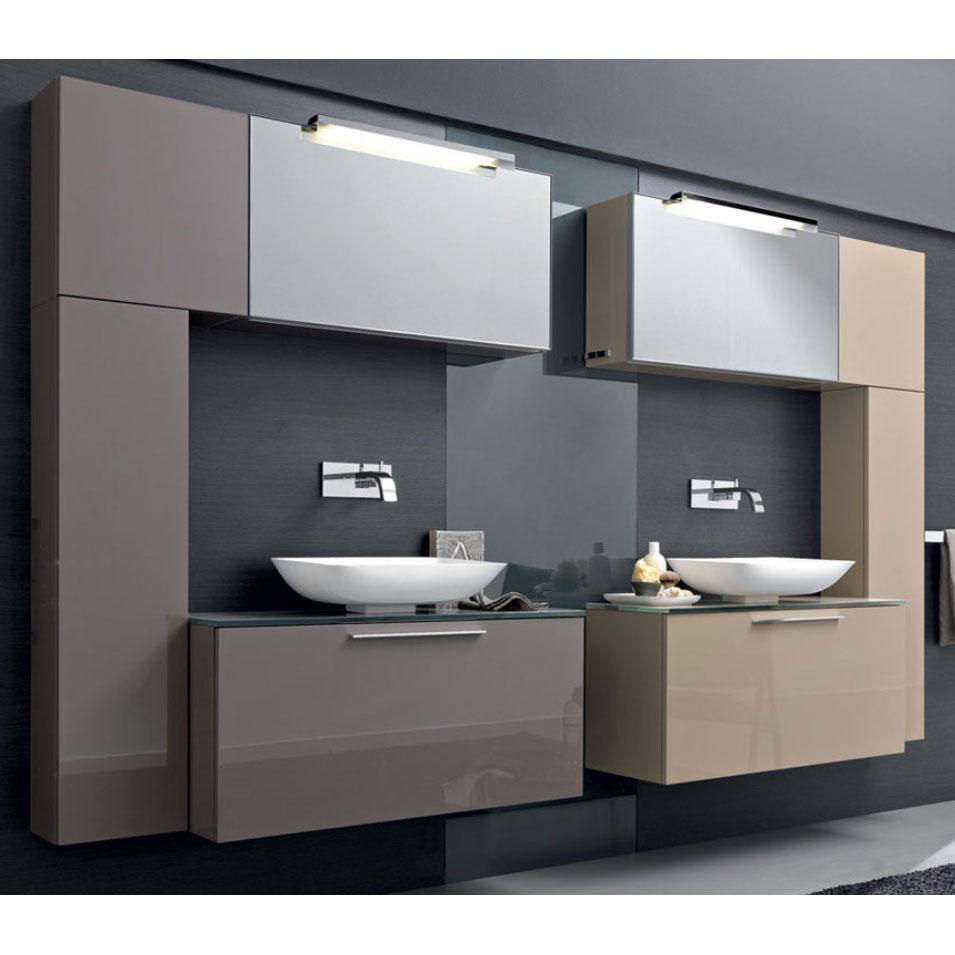 Mobili bagno kios specchio e specchiera bagno ellisse for Arredo casa gaiarine