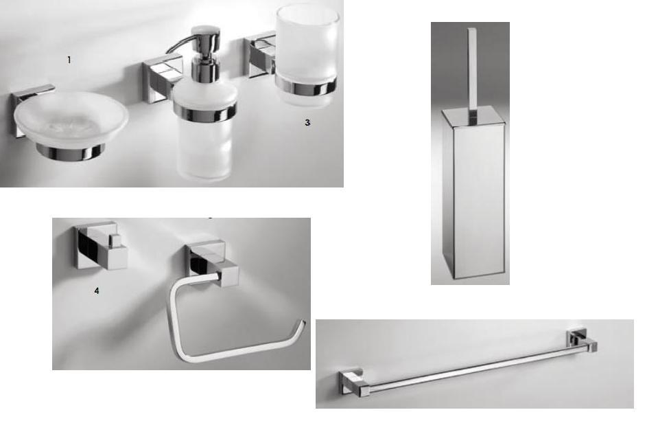 Accessori bagno da terra da bagno porta scopino e rotolo - Ikea porta scopino ...